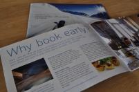 Brochure copy