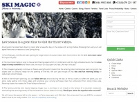 Ski Magic blog