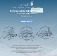 Ski Talini website